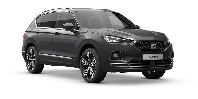 Der neue SEAT Tarraco in Dolphin Grey